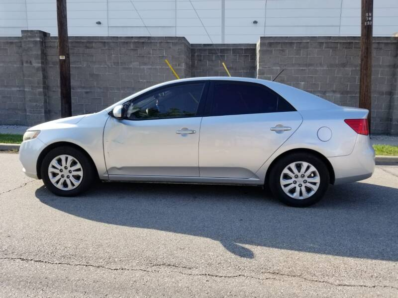 2011 Kia Forte LX 4dr Sedan 6A - Dallas TX