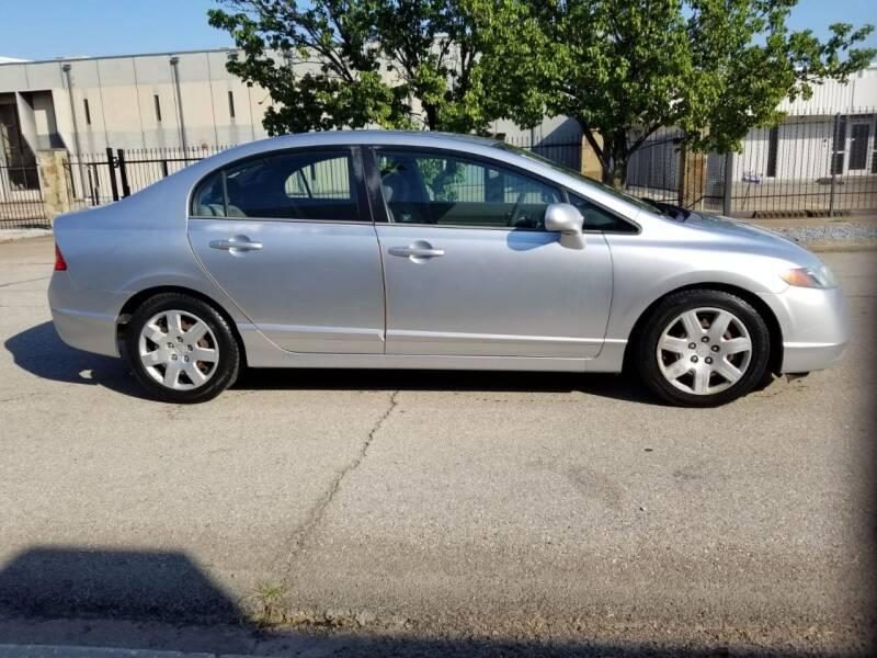 2006 Honda Civic LX 4dr Sedan w/automatic - Dallas TX
