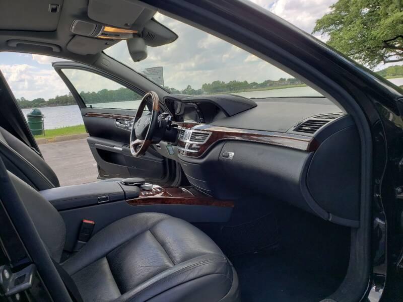 2010 Mercedes-Benz S-Class S 400 Hybrid 4dr Sedan - Dallas TX