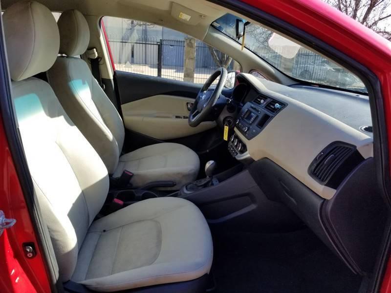 2013 Kia Rio 5-Door LX 4dr Wagon 6A - Dallas TX