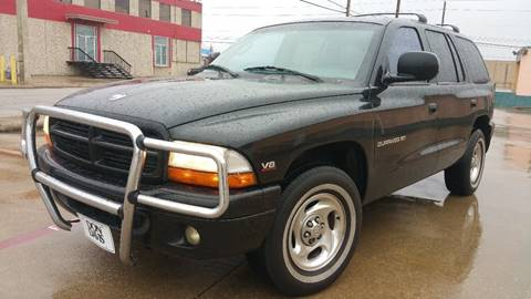 1999 Dodge Durango for sale in Dallas, TX