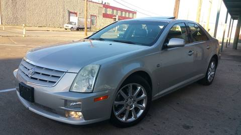 2007 Cadillac STS for sale in Dallas, TX