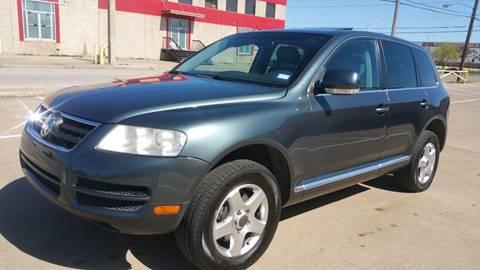 2006 Volkswagen Touareg for sale in Dallas, TX