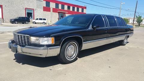 1994 Cadillac Fleetwood for sale in Dallas, TX