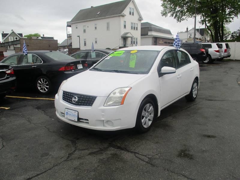 2008 Nissan Sentra For Sale At Malden Auto Sales In Malden MA