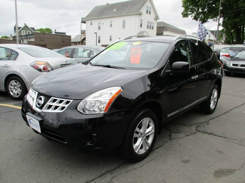 2012 Nissan Rogue For Sale At Malden Auto Sales In Malden MA
