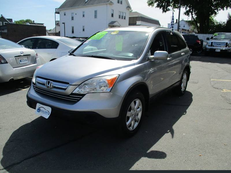 2007 Honda CR V For Sale At Malden Auto Sales In Malden MA