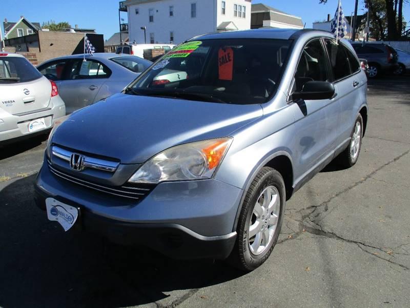 2007 Honda CR V For Sale At Malden Auto Sales In Malden MA