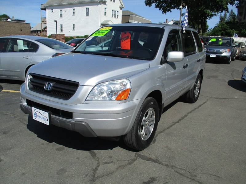 2005 Honda Pilot For Sale At Malden Auto Sales In Malden MA