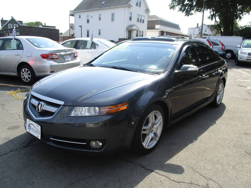 Acura TL WNavi In Malden MA Malden Auto Sales - 2007 acura tl for sale