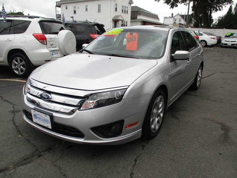 2011 ford fusion se in malden ma malden auto sales. Black Bedroom Furniture Sets. Home Design Ideas