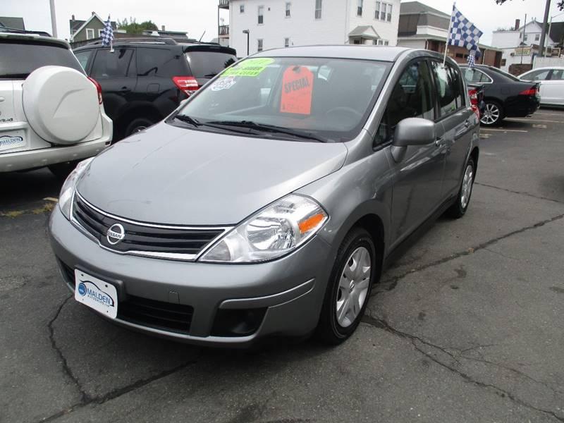 2011 Nissan Versa 18 Sl In Malden Ma Malden Auto Sales