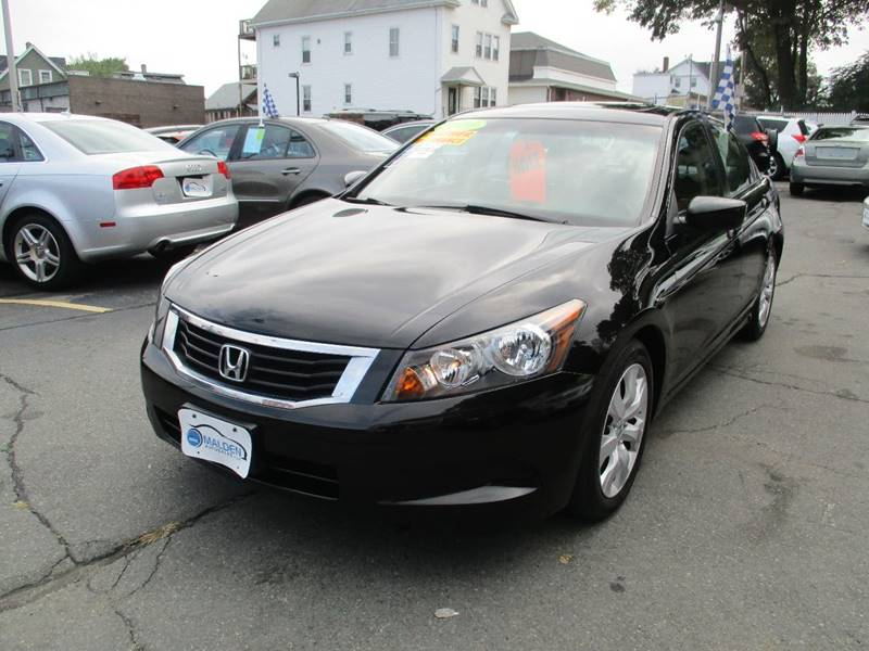 Honda Accord EXL In Malden MA Malden Auto Sales - Accord for sale