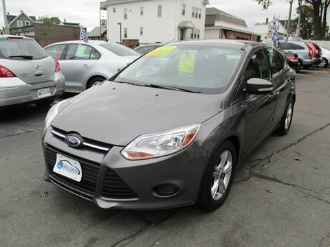 2014 Ford Focus for sale in Malden, MA