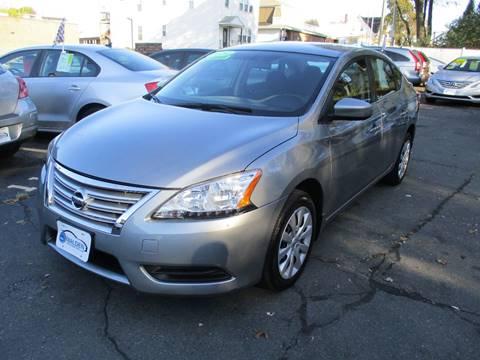 2014 Nissan Sentra for sale in Malden, MA