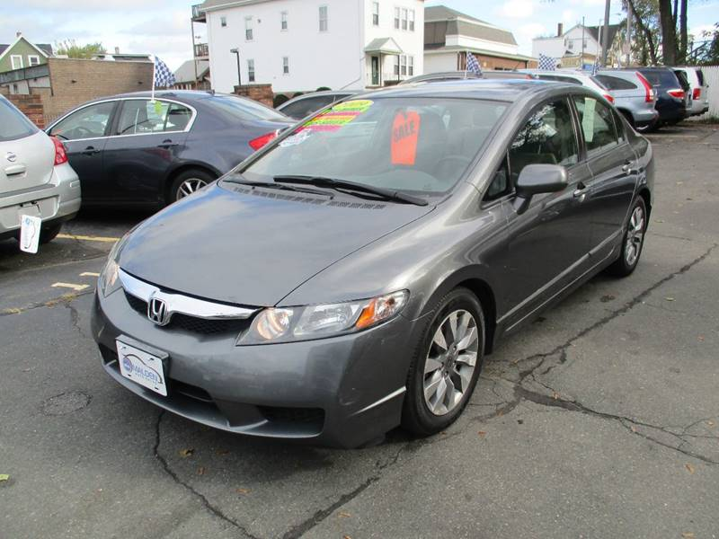 Elegant 2009 Honda Civic For Sale At Malden Auto Sales In Malden MA
