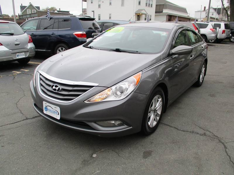 2013 hyundai sonata gls in malden ma malden auto sales. Black Bedroom Furniture Sets. Home Design Ideas