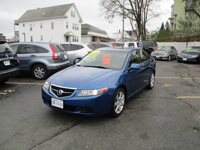 Acura TSX WNavi In Malden MA Malden Auto Sales - Tsx acura for sale