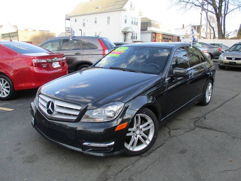 2012 Mercedes Benz C Class For Sale At Malden Auto Sales In Malden MA