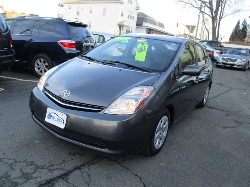 Nice 2007 Toyota Prius For Sale At Malden Auto Sales In Malden MA