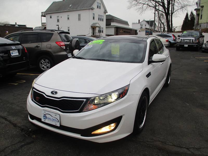 2011 kia optima sx turbo in malden ma malden auto sales. Black Bedroom Furniture Sets. Home Design Ideas