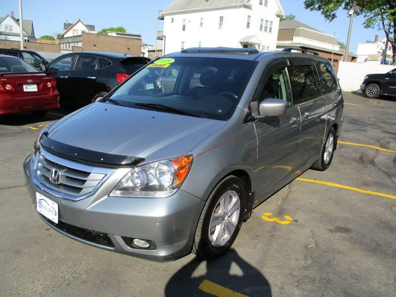 2008 Honda Odyssey For Sale At Malden Auto Sales In Malden MA