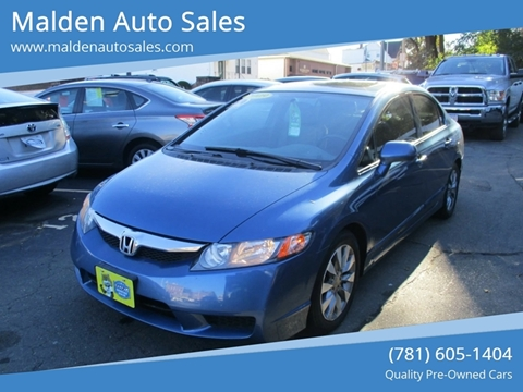 2009 Honda Civic for sale in Malden, MA