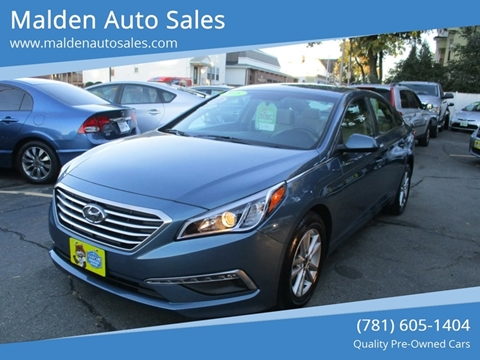 Malden Auto Sales - Used Cars - Malden, MA Dealer