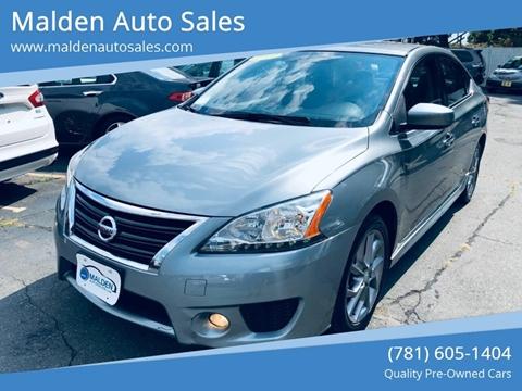 2013 Nissan Sentra for sale in Malden, MA