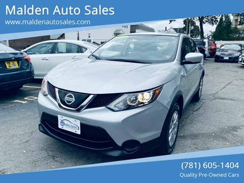 2019 Nissan Rogue Sport for sale in Malden, MA