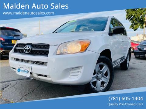 2010 Toyota RAV4 for sale at Malden Auto Sales in Malden MA