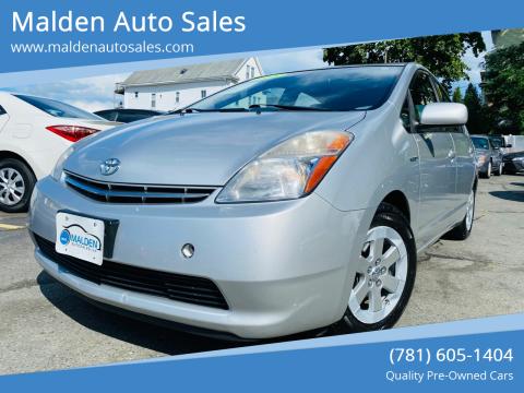 2008 Toyota Prius for sale at Malden Auto Sales in Malden MA