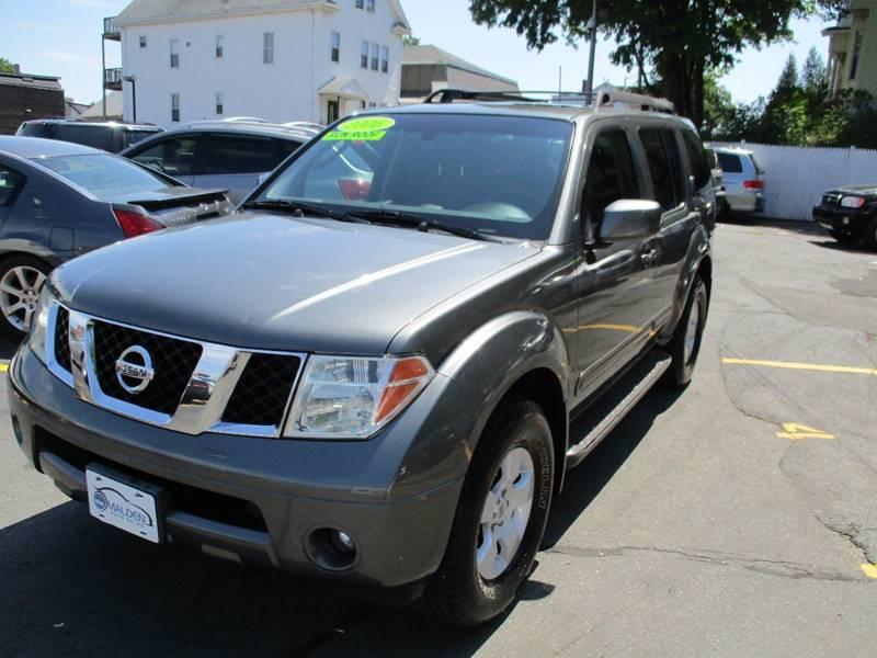 2006 Nissan Pathfinder SE In Malden MA - Malden Auto Sales