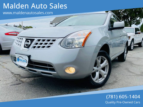 2009 Nissan Rogue for sale at Malden Auto Sales in Malden MA
