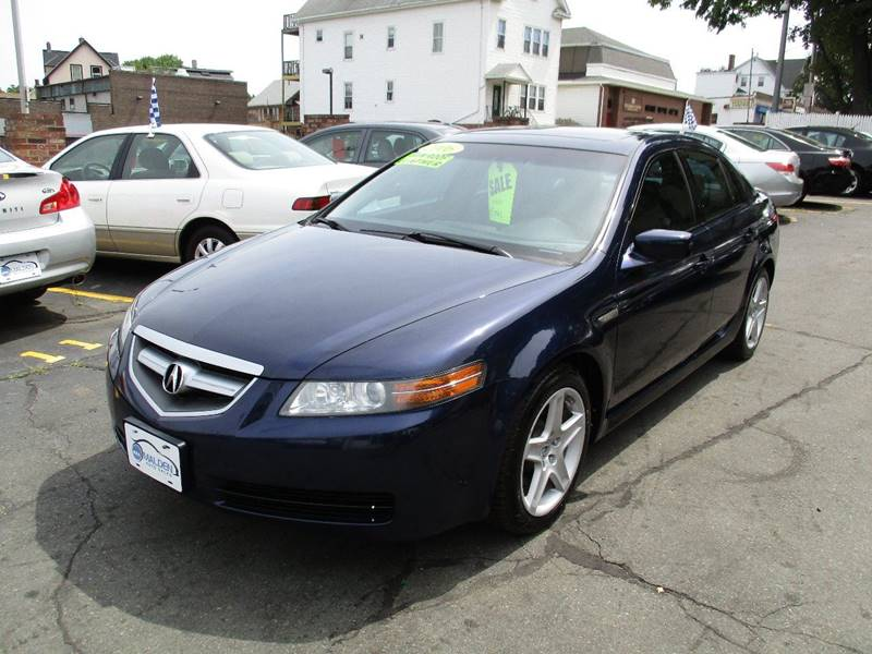 Acura TL In Malden MA Malden Auto Sales - Acura tl 2006 for sale
