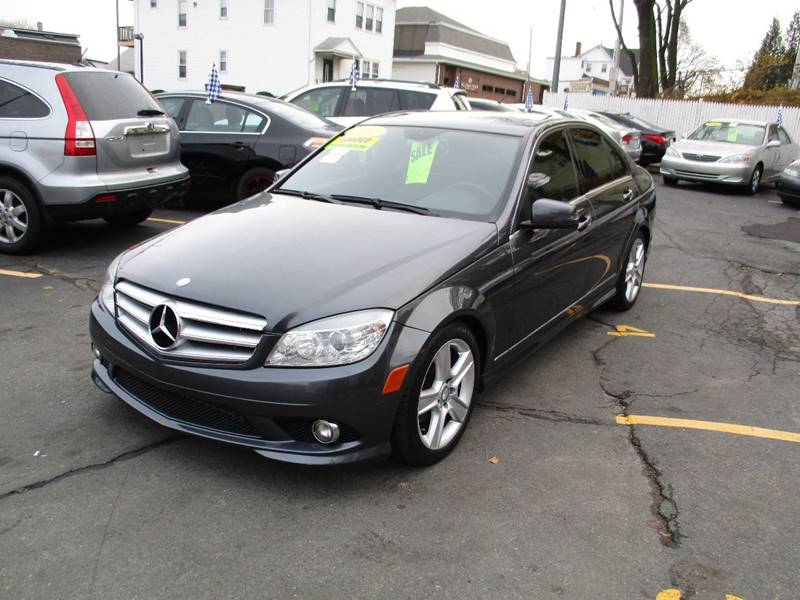 2010 mercedes benz c class in malden ma malden auto sales. Black Bedroom Furniture Sets. Home Design Ideas