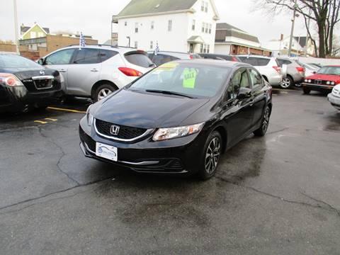 2013 Honda Civic for sale in Malden, MA