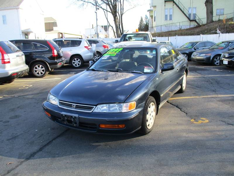 1997 Honda Accord For Sale At Malden Auto Sales In Malden MA