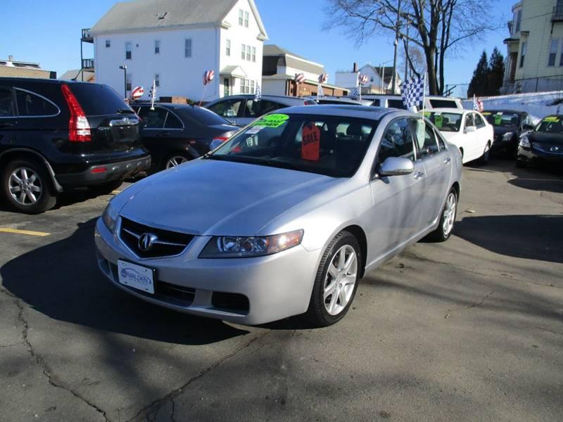 Acura TSX In Malden MA Malden Auto Sales - Acura 2005 tsx for sale