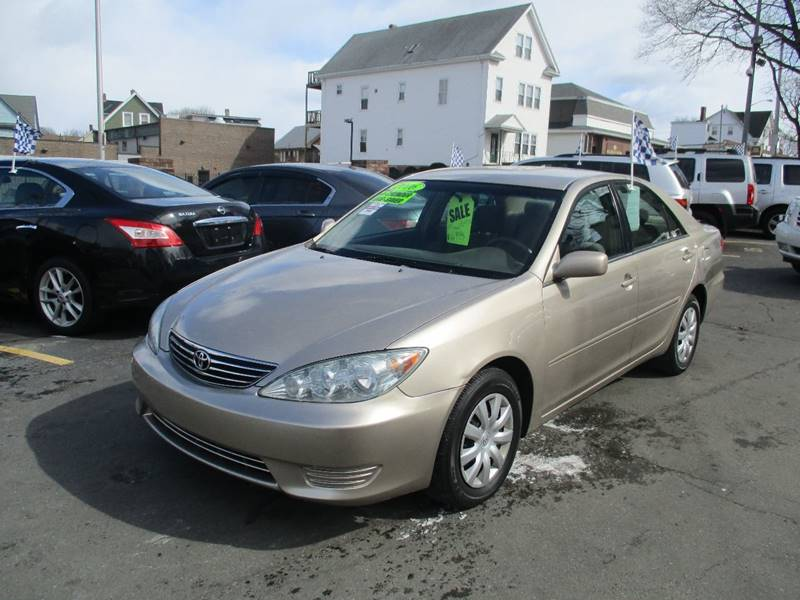 Good 2006 Toyota Camry For Sale At Malden Auto Sales In Malden MA