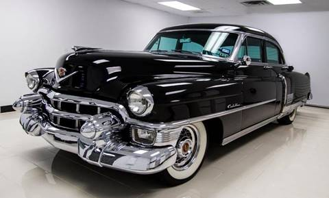 1953 Cadillac Fleetwood for sale in San Antonio, TX