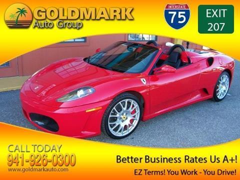 2008 Ferrari F430 Spider for sale in Sarasota, FL
