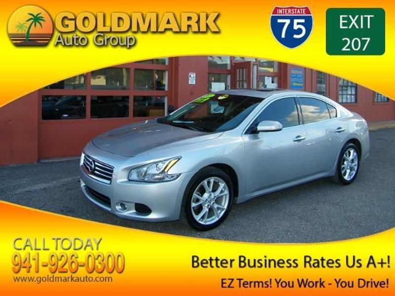 Nissan Used Cars For Sale Sarasota Goldmark Auto Group