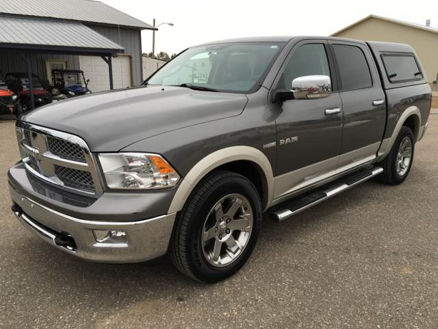 2010 Dodge Ram Pickup 1500 for sale at Toy Barn Motors in New York Mills MN