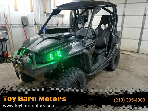 2013 Can-Am Commander for sale in New York Mills, MN