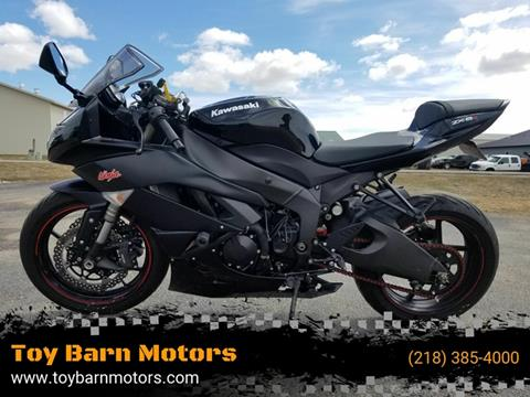 Used Kawasaki Ninja Zx 6r For Sale Carsforsalecom