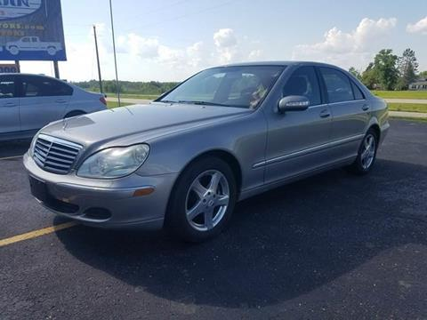 2006 Mercedes-Benz S-Class for sale at Toy Barn Motors in New York Mills MN