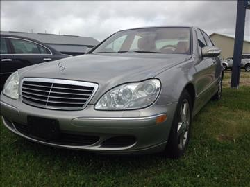 2006 Mercedes-Benz S-Class for sale in New York Mills, MN