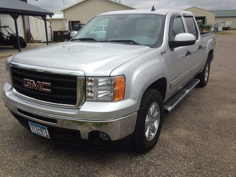 2011 GMC Sierra 1500 Hybrid for sale at Toy Barn Motors in New York Mills MN