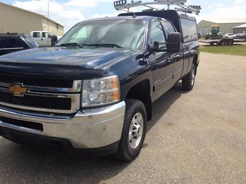 2012 Chevrolet Silverado 2500HD for sale at Toy Barn Motors in New York Mills MN